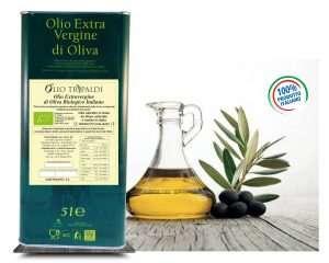 olio biologico